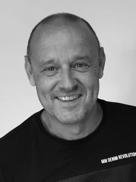 Das Team: Dieter Seeger