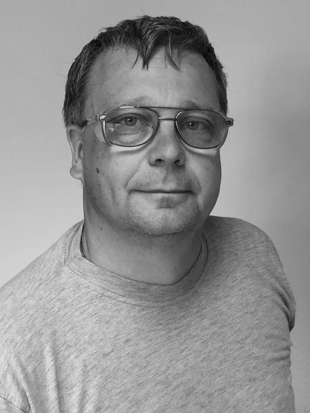 Das Team: Jürgen Otte
