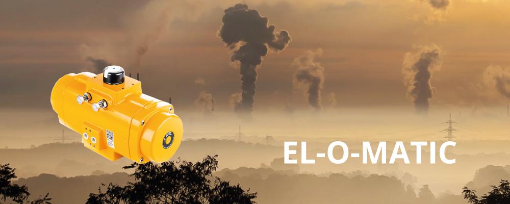 EL-O-MATIC actuators