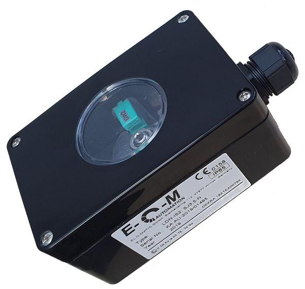 LDN box - position feedback devices